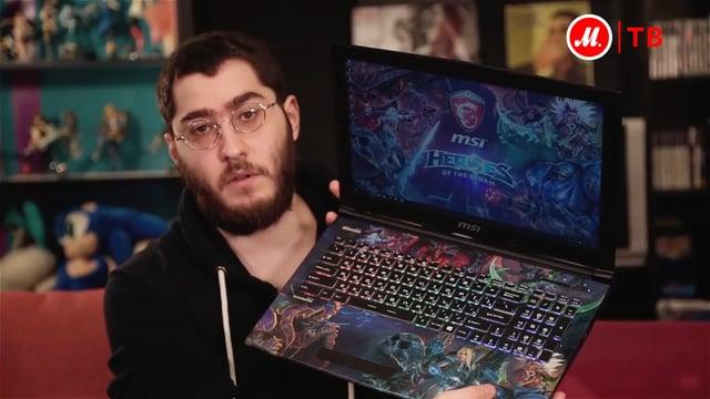 Видеообзор ноутбука