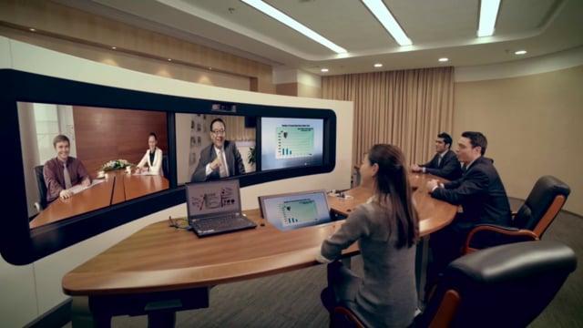 Ролик Huawei