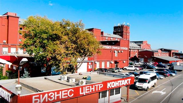 Бизнес центр Контакт